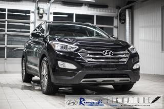 Used 2014 Hyundai Santa Fe Sport AWD 2.0T Limited chez RImouski Hyundai for sale in Rimouski, QC