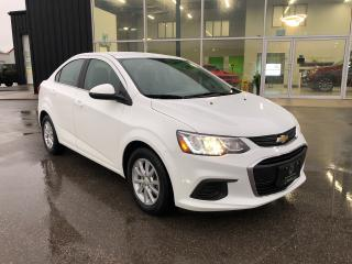 Used 2018 Chevrolet Sonic 4dr Sdn Auto LT, Heated Seats,2 New Tires for sale in Ingersoll, ON