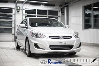 Used 2016 Hyundai Accent GL Chez Rimouski Hyundai for sale in Rimouski, QC
