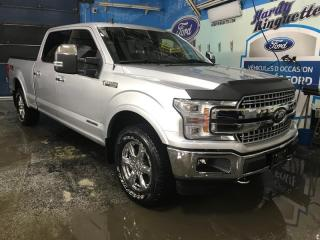 Used 2019 Ford F-150 LARIAT 4WD SuperCrew Box for sale in Val-D'or, QC