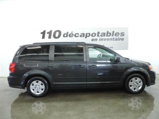Used 2011 Dodge Grand Caravan SXT STOW-N-GO - LECTEUR DVD - CAMÉRA RECUL - DÉM. for sale in St-François-Du-Lac, QC