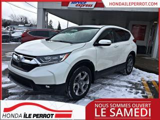 Used 2017 Honda CR-V EX WOW EX AWD, BAS KILOMÉTRAGE À VOIR for sale in Île-Perrot, QC