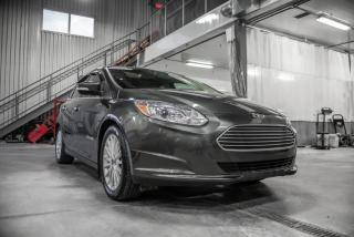 Used 2018 Ford Focus ELECTRIQUE for sale in Rimouski, QC