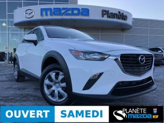 Used 2017 Mazda CX-3 GX AUTO AIR CRUISE BLUETOOTH for sale in Mascouche, QC