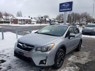 Used 2016 Subaru XV Crosstrek TOURING MANUELLE CAMÉRA DE RECUL AWD for sale in Repentigny, QC