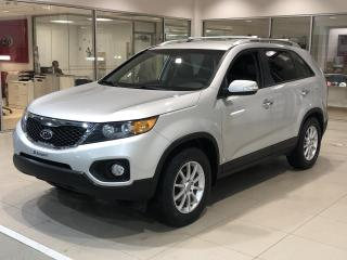 Used 2013 Kia Sorento Traction intégrale V6 jamais accidenté for sale in Beauport, QC