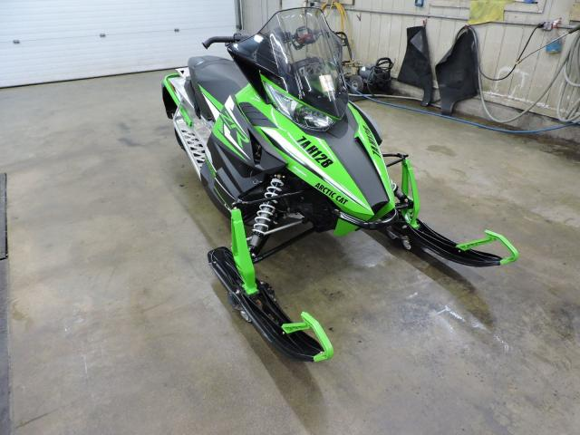 2015 ARCTIC CAT ZR5000 LXR 4 stroke snowmobile only 1198 miles