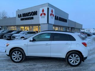 Used 2015 Mitsubishi RVR GT Limited for sale in Roberval, QC