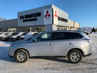 Used 2014 Mitsubishi Outlander ES Véhicule inspecté for sale in Roberval, QC