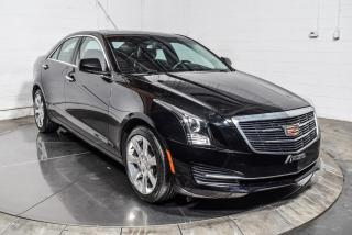 Used 2015 Cadillac ATS Awd Cuir Toit Mags for sale in St-Hubert, QC
