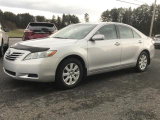 Used 2009 Toyota Camry Hybride Berline 4 portes for sale in Acton Vale, QC