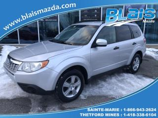 Used 2011 Subaru Forester 2.5X Commodité for sale in Ste-Marie, QC