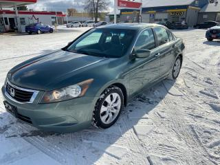 Used 2008 Honda Accord EX-L for sale in Cornwall, ON