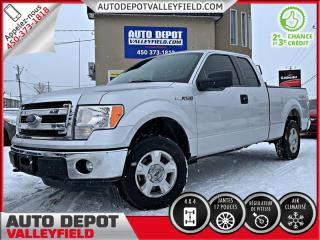 Used 2014 Ford F-150 XLT 4WD + MAGS, CRUISE for sale in Salaberry-de-Valleyfield, QC