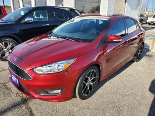 Used 2017 Ford Focus SE for sale in Brantford, ON