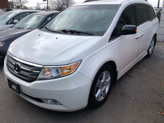 Used 2012 Honda Odyssey Touring for sale in Hamilton, ON
