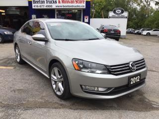 Used 2012 Volkswagen Passat 2.0 TDI DSG Comfortline for sale in Beeton, ON