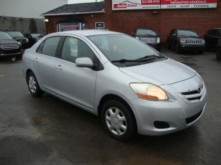 Used 2007 Toyota Yaris 4dr Sdn SE for sale in Pierrefonds, QC