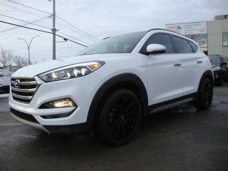 Used 2017 Hyundai Tucson AWD LIMITED 19