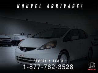 Used 2009 Honda Fit Hayon 5 portes, boîte manuelle, LX for sale in St-Basile-le-Grand, QC