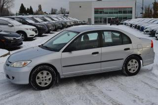 Used 2004 Honda Civic SE for sale in Longueuil, QC