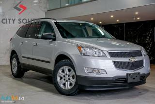 Used 2011 Chevrolet Traverse LS for sale in Toronto, ON