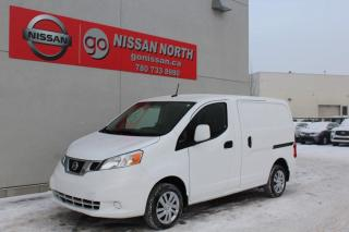 New 2020 Nissan NV200 Compact Cargo SV/NAV/PARKING SENSORS/BACKUP CAM for sale in Edmonton, AB