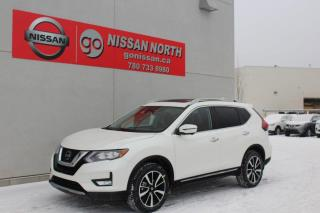 New 2020 Nissan Rogue SL/PLATINUM RESERVE PKG/AWD/LEATHER/PANO ROOF for sale in Edmonton, AB