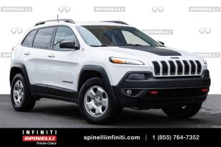 Used 2016 Jeep Cherokee TRAILHAWK / TOIT / GPS / CAMERA TRAILHAWK / TOIT / GPS / CAMERA for sale in Montréal, QC