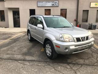Used 2006 Nissan X-Trail SE FWD Auto,LOW MILEAGE !! for sale in Burlington, ON