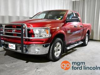 Used 2015 RAM 1500 OUTDOORSMAN for sale in Red Deer, AB