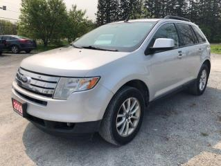 Used 2009 Ford Edge SEL AWD CERTIFIED for sale in Stouffville, ON