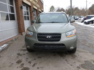 Used 2009 Hyundai Santa Fe GL for sale in Weston, ON