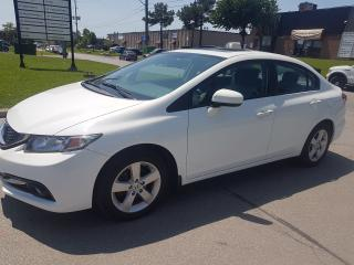 Used 2014 Honda Civic for sale in North York, ON