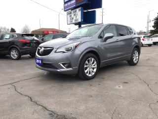 Used 2019 Buick Envision Preferred for sale in Brantford, ON