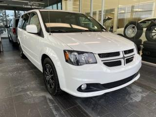 Used 2016 Dodge Grand Caravan R/T, POWER HEATED LEATHER SEATS, HEATED STEERING WHEEL, DVD ENTERTAINMENT SYSTEM for sale in Edmonton, AB