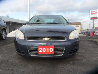 Used 2010 Chevrolet Impala LS for sale in Hamilton, ON