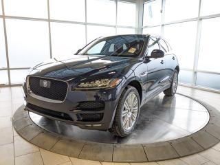 New 2020 Jaguar F-PACE Portfolio for sale in Edmonton, AB