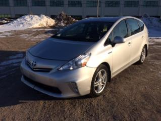 Used 2014 Toyota Prius V Hayon 5 portes for sale in Quebec, QC