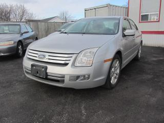 Used 2009 Ford Fusion for sale in Hamilton, ON