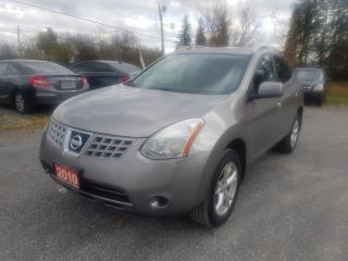 Used 2010 Nissan Rogue 2.5SL AUTO 4 CYL ALL WHEEL DRIVE CERTIFIED 1 OWNER for sale in Stouffville, ON