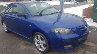 Used 2008 Mazda MAZDA3 for sale in North York, ON