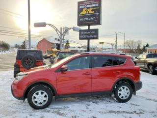 Used 2015 Toyota RAV4 LE for sale in Rimouski, QC
