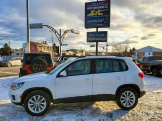 Used 2013 Volkswagen Tiguan for sale in Rimouski, QC