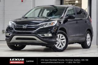 Used 2016 Honda CR-V SE AWD;CAMERA SIEGES CHAUFFANT BLUETOOTH MAGS 17'' SIÈGES AVANT CHAUFFANT - CAMÉRA DE RECUL - ÉCRAN TACTILE 7'' - BLUETOOTH - MAGS 17'' for sale in Lachine, QC