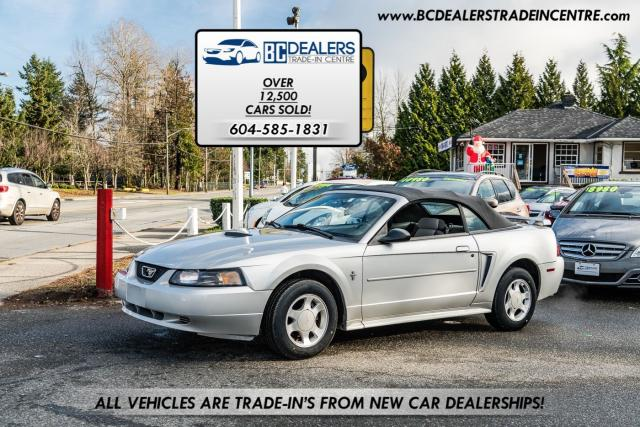 2001 Ford Mustang LX Convertible, ONLY 77k, Local Car, New Tires!