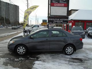 Used 2010 Toyota Corolla CE/ PWR GROUP / KEYLESS ENTRY / CLEAN / CERTIFIED for sale in Scarborough, ON
