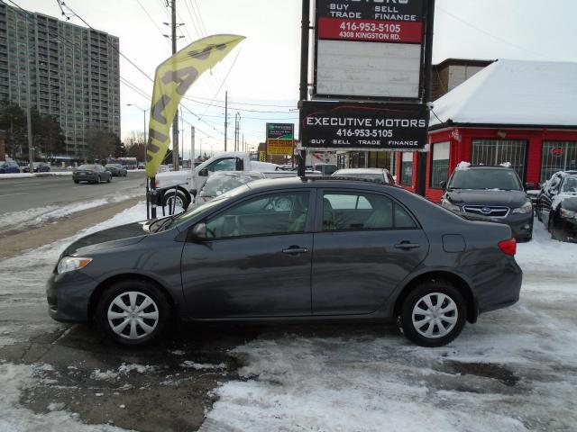 2010 Toyota Corolla CE/ PWR GROUP / KEYLESS ENTRY / CLEAN / CERTIFIED