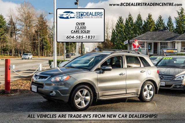 2008 Acura RDX SH-AWD, Only 156k, Local, No Accidents, Service!