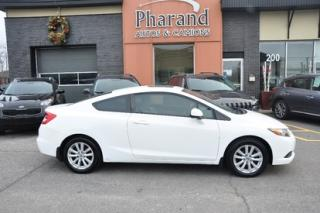 Used 2012 Honda Civic EX for sale in Vaudreuil-Dorion, QC